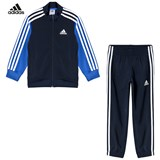 adidas Performance Navy and Blue Boys Tibero Tracksuit