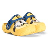 Crocs Kids Yellow Minions Fun Lab Clogs