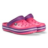 Crocs Kids Paradise Pink Clogs