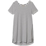 Emma och Malena Maternity Stripe Jane Dress