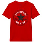 Converse Red Chuck Patch T-Shirt