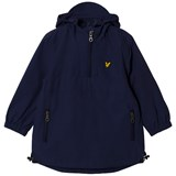 Lyle & Scott Navy Pull Over Anorak