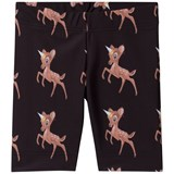 Caroline Bosmans Black Small Unicorn Deer Bottom