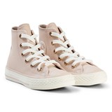 Converse Pink Rose Chuck Taylor All Star Junior Hi Tops