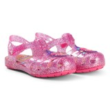 Crocs Kids Vibrant Pink Isabella Novelty Sandals