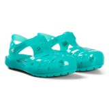 Crocs Kids Tropical Teal Isabella Sandals