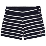 Gant Navy and White Breton Stripe Shorts
