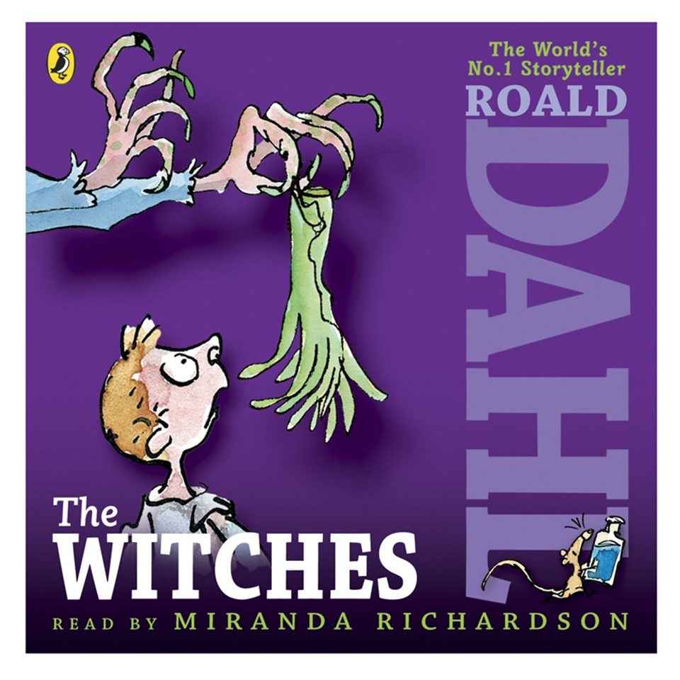 dutch review on the witches roald dahl Home » reviews » the witches add to favorites children the witches by roald dahl | read by miranda richardson children ages 8+ • 45 hrs.