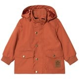 Mini Rodini Orange Pico Jacket