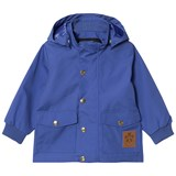 Mini Rodini Blue Pico Jacket