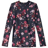 Soft Gallery India Ink Bloom Astin Sun Shirt
