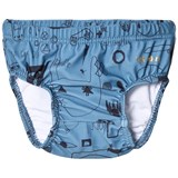 Soft Gallery Copen Blue Quirky Big Miki Swim Pants