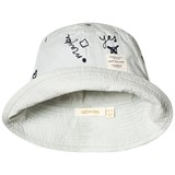 Soft Gallery Sterling Blue Love Letters Camden Hat