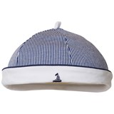 Mayoral Navy and White Stripe Sailor Hat