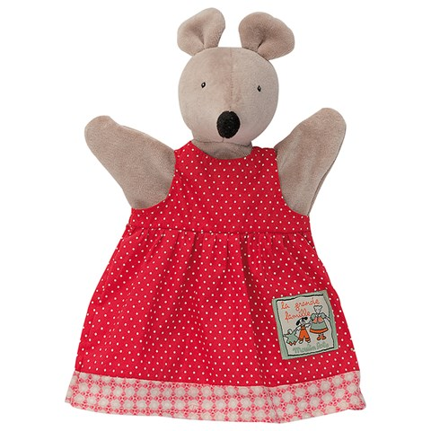 Nini The Mouse Hand Puppet