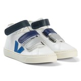 Veja Extra White Blue Sneakers