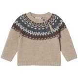 Noa Noa Miniature Silver Lining Long Sleeve Jumper