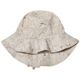MarMar Copenhagen Rose Waves Print Alba Hat