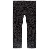 DKNY Black All Over Branded Leggings