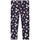Mayoral Navy Daisy Print Leggings