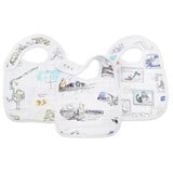 Aden + Anais Pack of 3 Winnie The Pooh Bibs