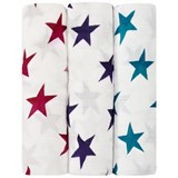 Aden + Anais Pack of 3 Celebration Silky Soft Swaddles