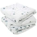 Aden + Anais Pack of 3 Twinkle Classic Musy Squares