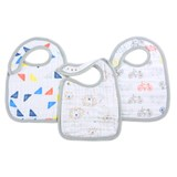 Aden + Anais Classic Leader Of The Pack Snap Bibs