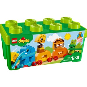 LEGO DUPLO 10863 LEGO® DUPLO® My First Animal Brick Box One Size