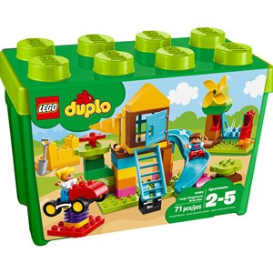 LEGO DUPLO 10864 LEGO® DUPLO® Large Playground Brick Box One Size