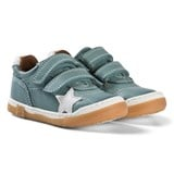 Bisgaard Mint Velcro Shoes