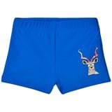 Gardner and The Gang Navy Blue Fred Antelope Swimming Trunks