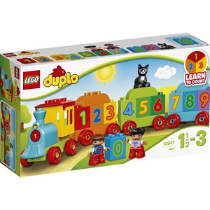 LEGO DUPLO 10847 LEGO® DUPLO® Number Train 12 months - 3 years