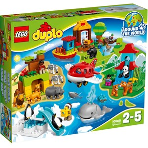 LEGO DUPLO 10805 LEGO® DUPLO® Around the World One Size
