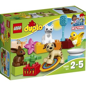 LEGO DUPLO 10838 LEGO® DUPLO® Family Pets 24 months - 5 years