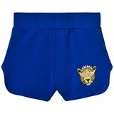Gardner and The Gang Navy Blue Embroidery Kate Shorts
