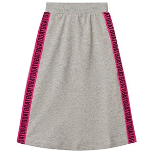 GARDNER AND THE GANG | Gardner And The Gang Heather Grey Long Skirt 2-3 Years | Goxip