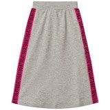 Gardner and The Gang Heather Grey Long Skirt