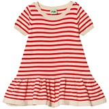 FUB Ecru and Red Baby Dress