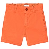 Paul Smith Junior Orange Chino Shorts