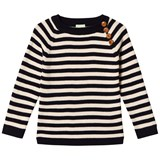 FUB Navy Stripe Sweater