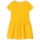 FUB Yellow Pointelle Dress