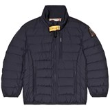 Parajumpers Blue and Black Ugo Jacket