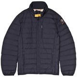 Parajumpers Blue and Black Ugo Youth Jacket