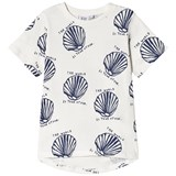Beau Loves Oyster Short Sleeve Fin T-Shirt