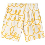Beau Loves Yellow Loop Shorts