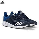 adidas Performance Navy and White FortaRun Trainers