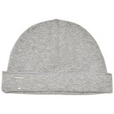 Gray Label Grey Melange New Fabric Baby Beanie