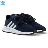 adidas Originals Navy X PLR Kids Trainers