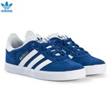 adidas Originals Blue Gazelle Kids Trainers